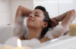 Когда можно принимать ванну после маммопластики?